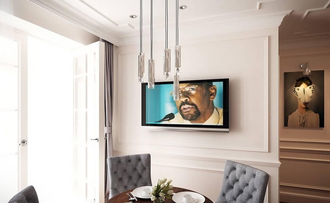 Телевизор накухню: как сделать правильный выбор? (+50 фото)