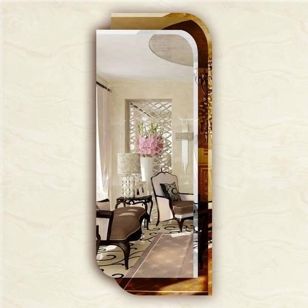 Настенное зеркало - 80 фото лучших вариантов применения