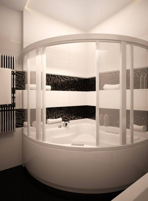 Дизайн маленькой ванной комнаты - 90 фото интерьеров после ремонта, красивые идеи