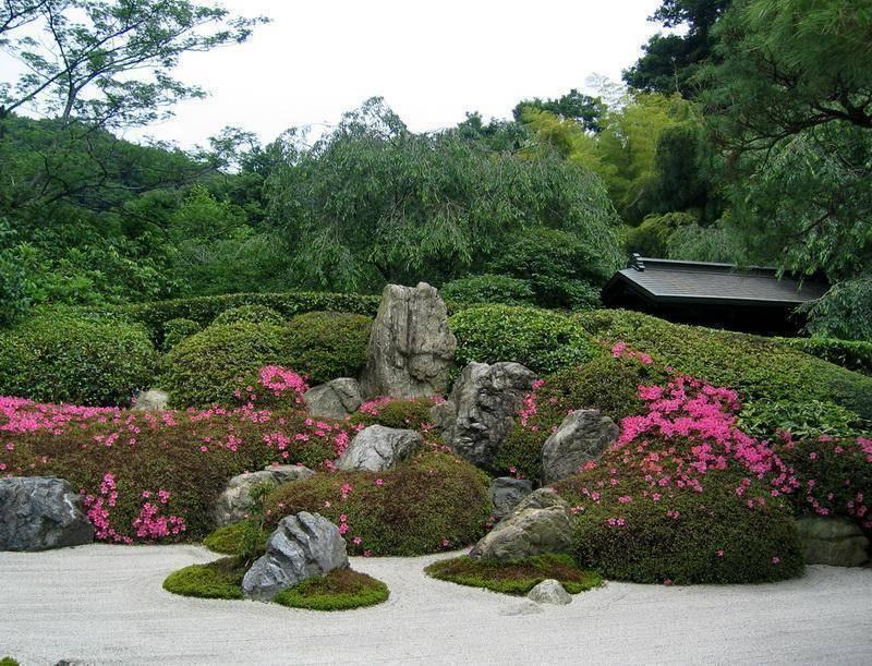 Сад в японском стиле: история, концепция создания японского сада сад в японском стиле: история, концепция создания японского сада