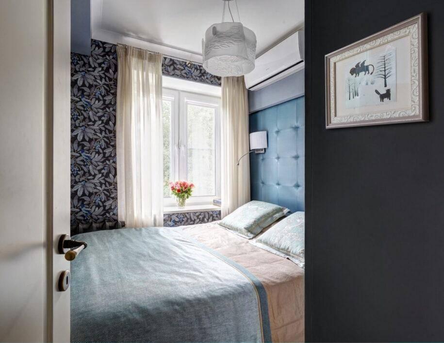 Прямоугольная спальня — идеальные варианты планировки и дизайна спальни прямоугольной формы