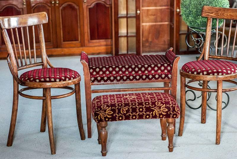 Декор стульев - 100 фото идей в интерьере