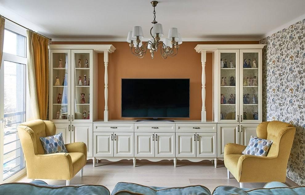 Гостиная в классическом стиле (118 фото): дизайн маленького зала в стиле «неоклассика» или «современная классика»