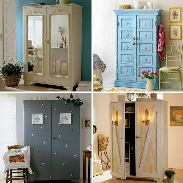 Декорирование мебели своими руками, описание процессов, полезные советы