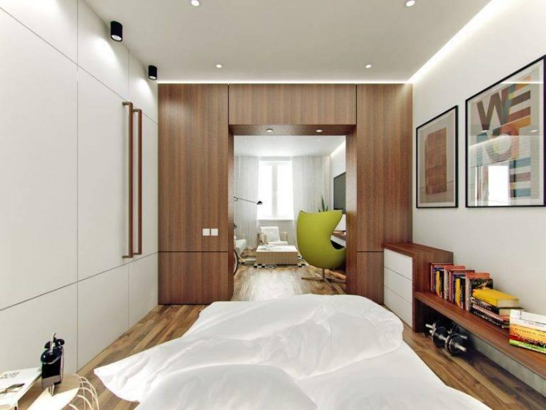 Дизайн спальни площадью 13 кв. м: нюансы оформления интерьера