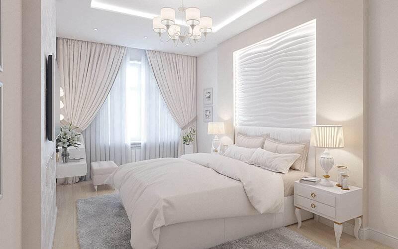 Спальня 14 кв. м. - дизайн фото наиболее стильных интерьеров современности, планировка и идеи дизайна