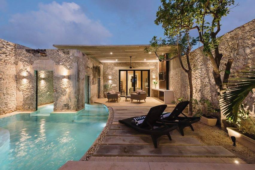 100 лучших идей дизайна бассейна в загородном доме