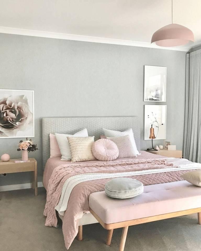 Выбираем цвет для спальни - самые благоприятные оттенки