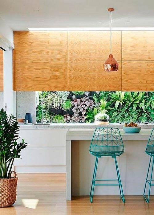 Выбираем стеновые панели для декора кухни