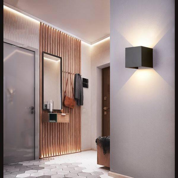 Люстры в коридор (48 фото): потолочные светильники в прихожую, дизайнерские идеи