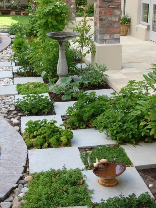 Красивый огород своими руками: 100 современных вариантов дизайна