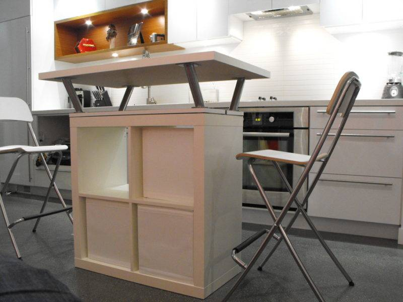 Угловая кухня с барной стойкой: выбор мебели, дизайн и планировка, 50 фото