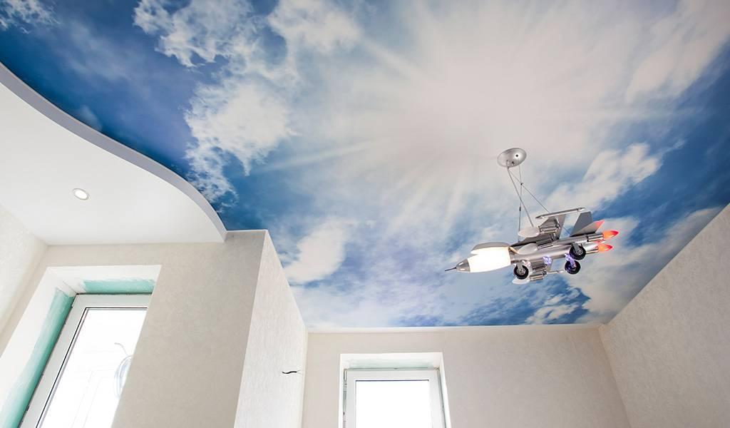 Двухуровневые натяжные потолки (155 фото): дизайн двухуровневых потолков, двухъярусные конструкции в прихожей