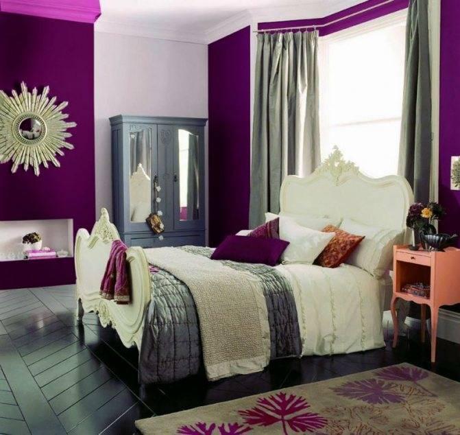 Цвет штор в спальню — инструкция как подобрать идеальный вариант. обзор новинок дизайна штор в интерьере спальни