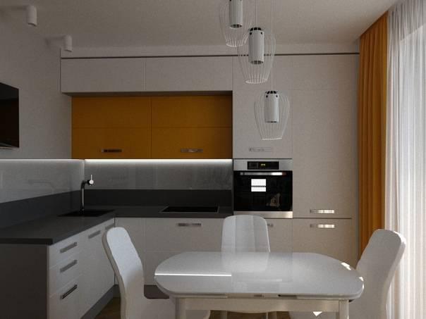 Кухня 3 на 3 кв метра: советы по обустройству, реальные фото примеры
