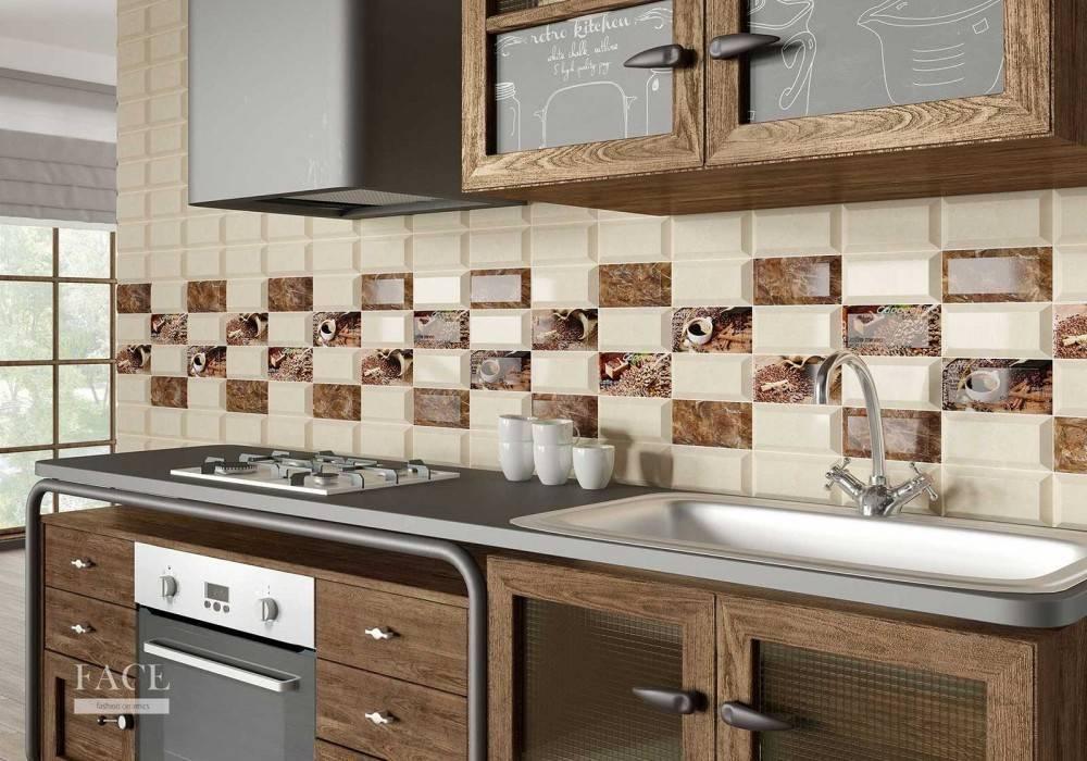 Плитка для кухни на фартук - 110 фото лучших идей оформления фартука