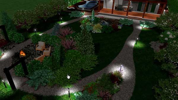 Ландшафтный дизайн участка 15 соток: 100 фото красивых решений