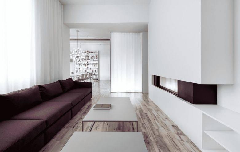 Минимализм в интерьере квартиры