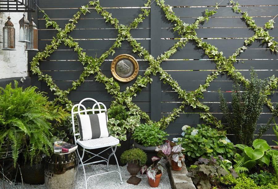 Поделки для сада своими руками: идеи украшений для дачи из дерева, пластика