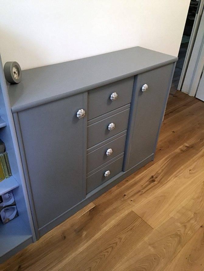 Как перекрасить мебель своими руками в домашних условиях