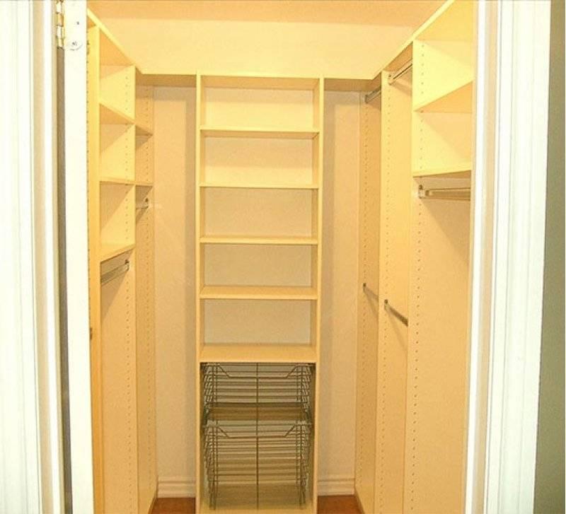 Гардеробная из кладовки (74 фото): как сделать маленькой комнаты кладовой в панельном доме гардероб