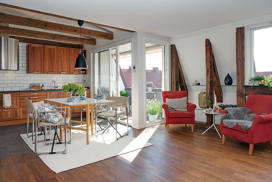 Дизайн квартиры в скандинавском стиле: 75 фото интерьеров, идеи для ремонта
