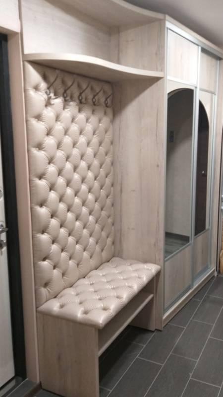 Шкаф-купе в маленькую прихожую