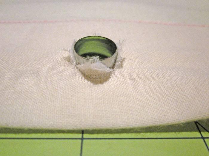 Как самому установить люверсы на шторы: виды люверсов, инструкции и особенности установки в домашних условиях