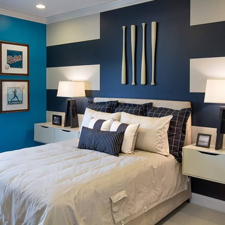 Как выбрать цветовую гамму для спальни?