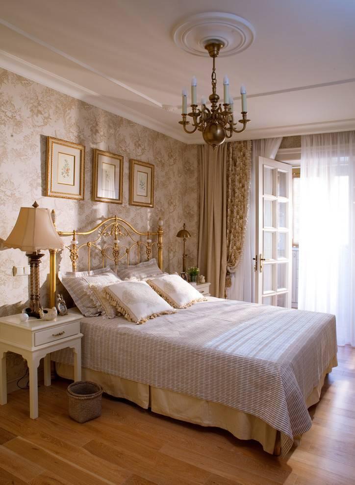 Дизайн спальни в стиле современная классика: интересные идеи на заметку