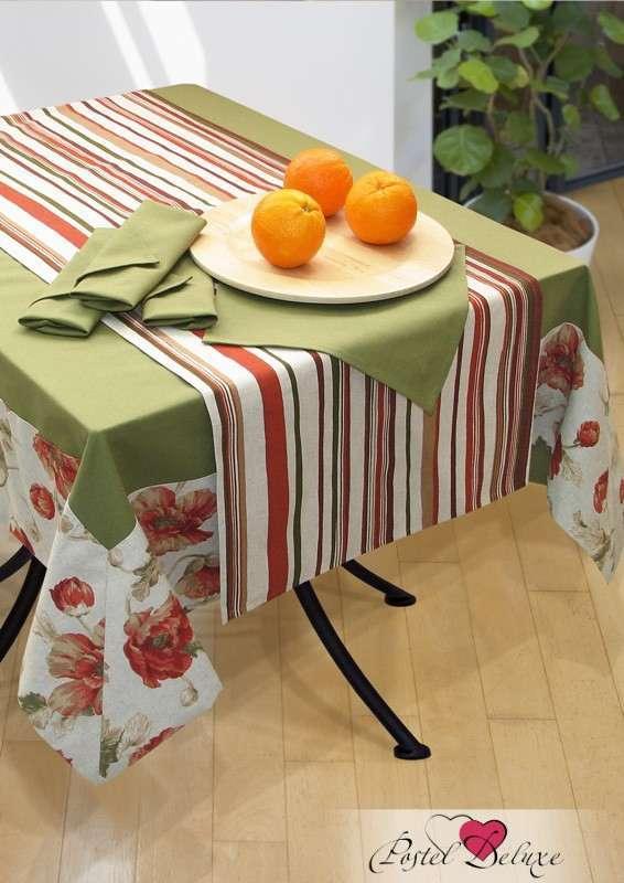 Как выбрать скатерть на стол для кухни: 5 советов по выбору материала и размера