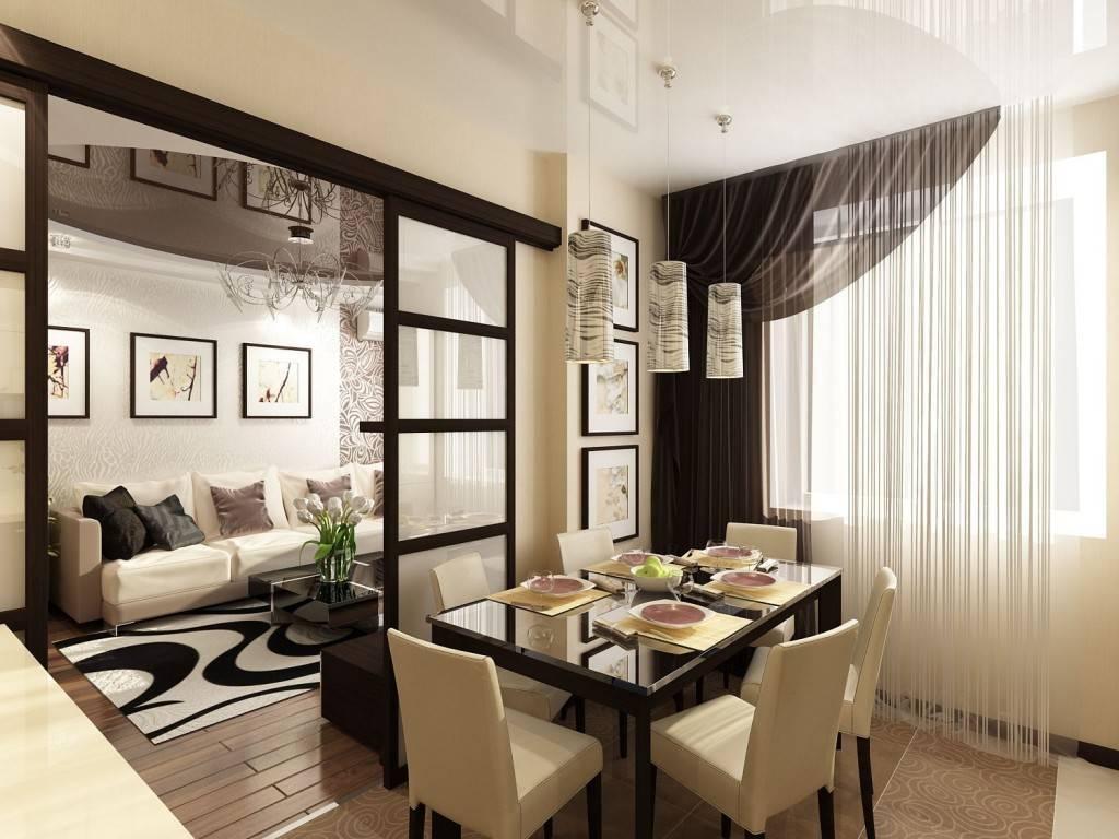Дизайн кухни-гостиной: важные нюансы и реальные примеры