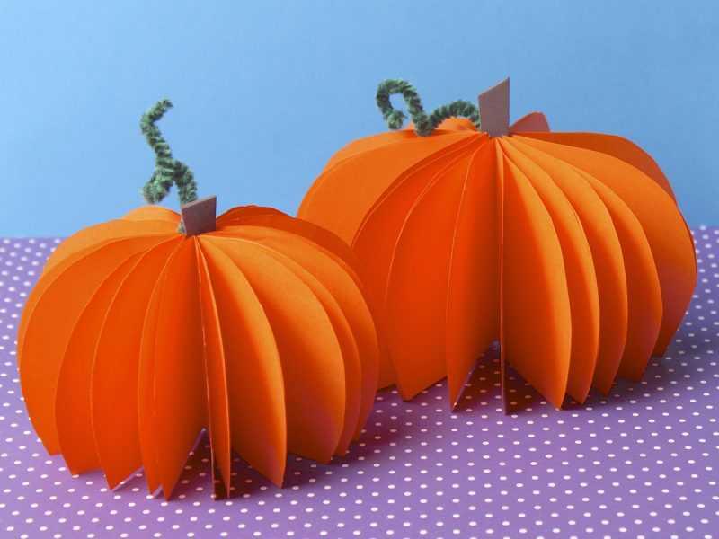 Как сделать тыкву на хэллоуин 2020 своими руками: самые простые идеи