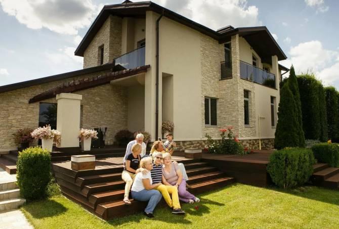 Плюсы и минусы жизни в загородном доме   плюсы и минусы