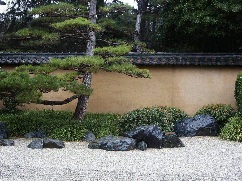 История создания и дизайн японского сада