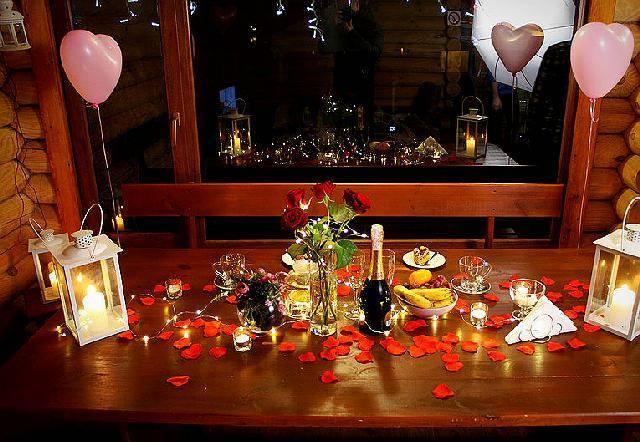 20 вдохновляющих идей для романтического вечера