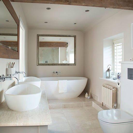 Ванная комната на даче: отделка, обустройство и варианты дизайна