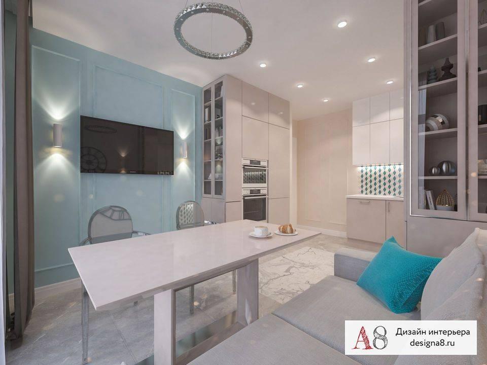 Дизайн квартиры 65 кв. м. - перепланировка, интерьер и лучшие проекты (85 фото)