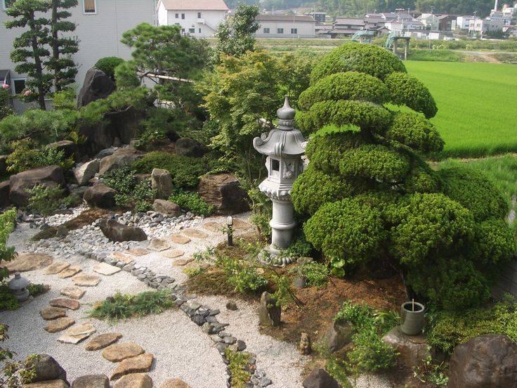 Японский сад своими руками: 23 фото-идеи   23 фото