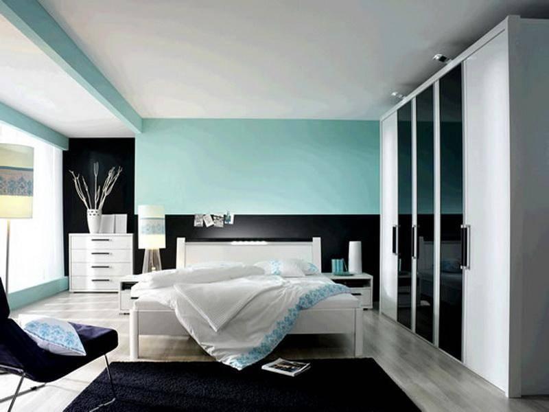 Особенности интерьера спальни в стиле модерн