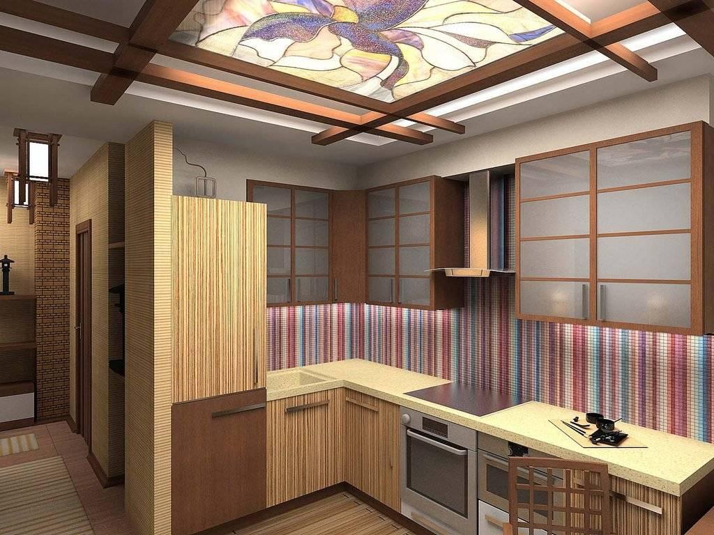 Кухня в японском стиле (25 фото): примеры интерьеров, правила дизайна, фотогалерея идей