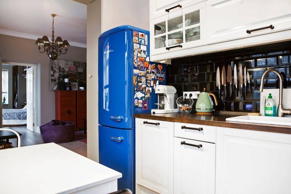 Габариты бытового холодильника: стандартная ширина, высота и глубина холодильника