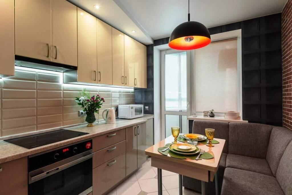 Дизайн кухни 12 кв. м: 77 современных идей, фото, новинок 2017 года