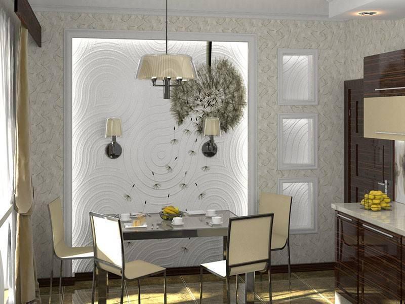 Современные панели для стен в интерьере: виды, дизайн, сочетание, 75 фото