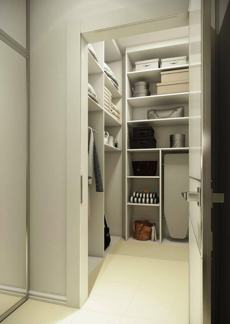 Кладовка (82 фото): примеры ремонта маленькой кладовки в квартире «хрущевке», как сделать своими руками