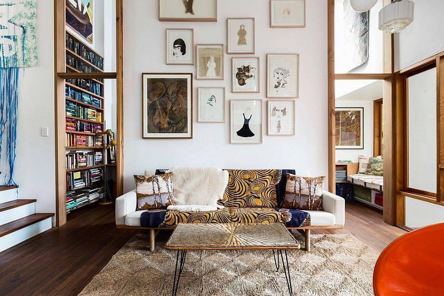 Декор гостиной (57 фото): оригинальные идеи-2021 оформления зала в квартире в современном стиле, как украсить своими руками