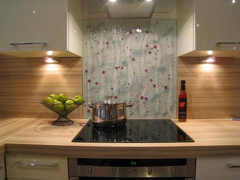 Декоративные панели для кухни