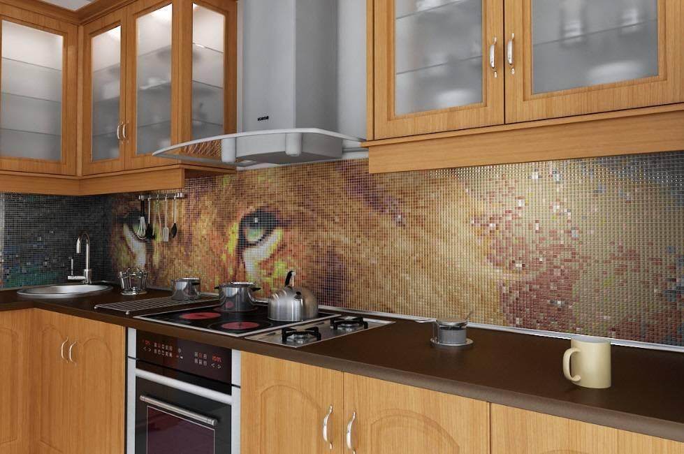Плитка для кухни - 150 фото плитки на фартук и для пола