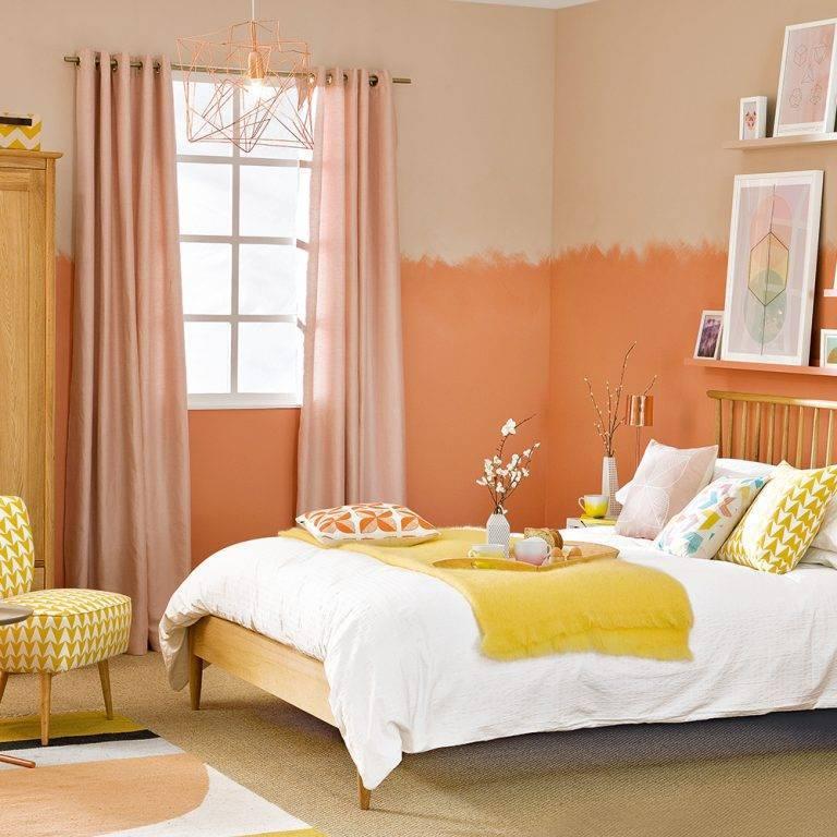 Светлые тона в интерьере спальни: особенности дизайна комнаты, 55 фото