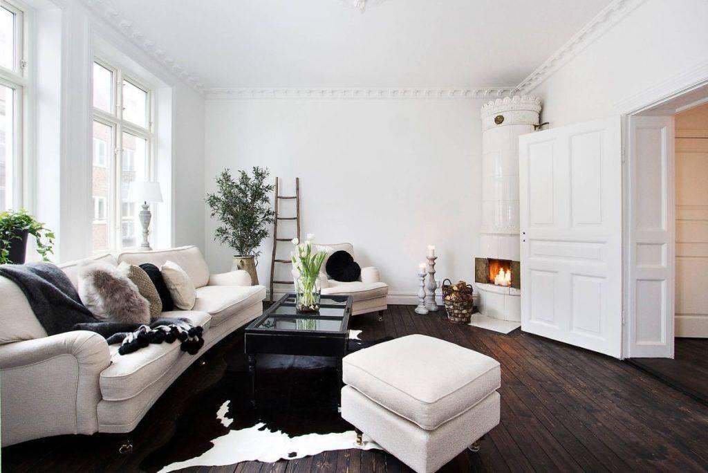 Белая мебель и ее особенности, важные рекомендации по подбору